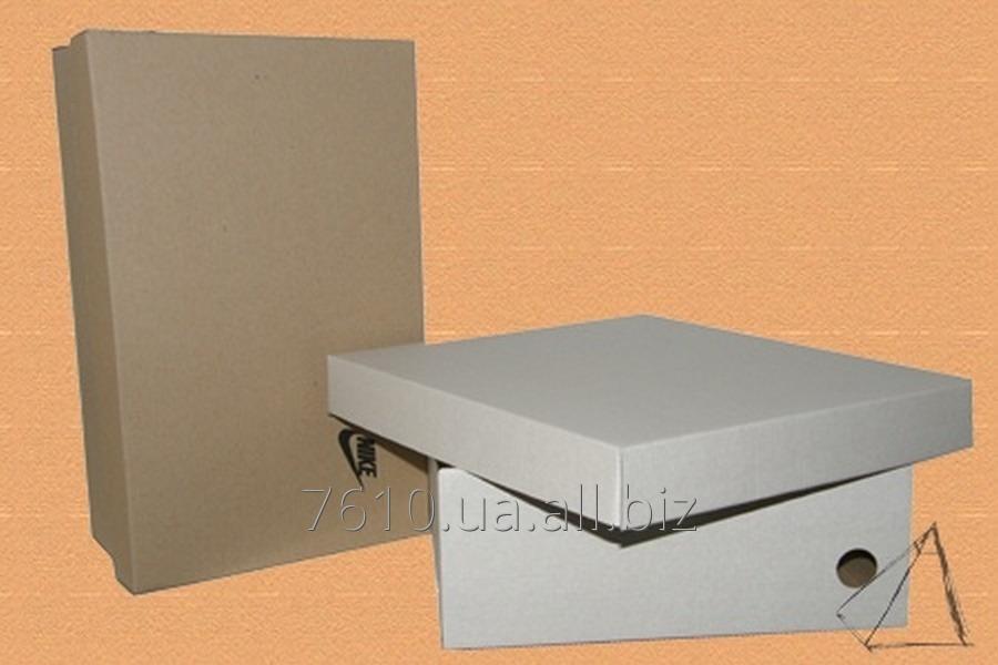 Купить Обувная коробка 305х285х110мм