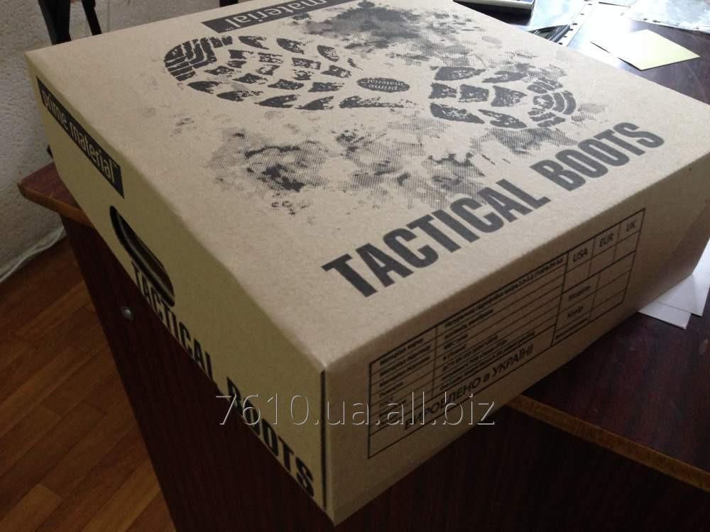 Купить Обувная коробка размеры 355х315х120мм