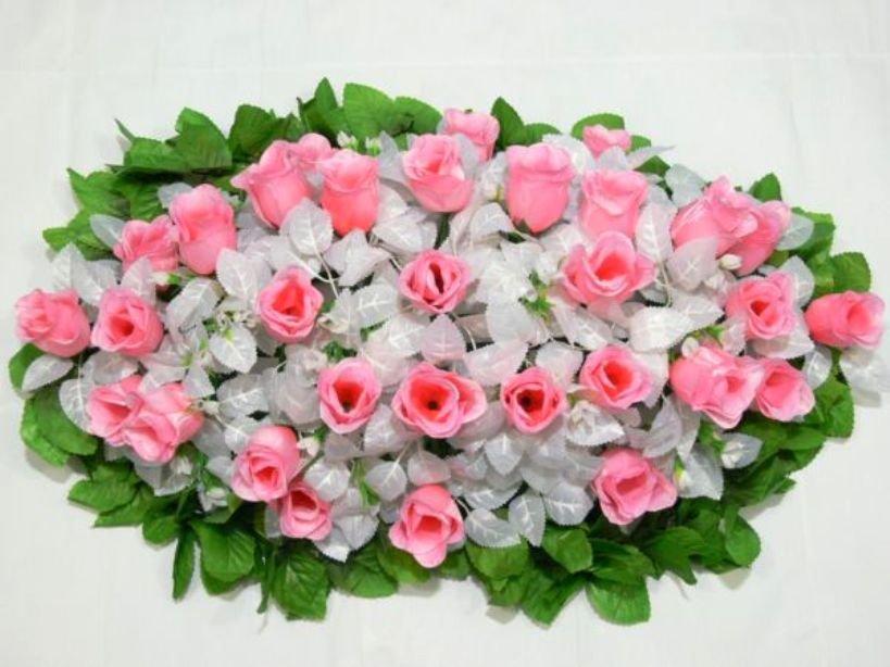 Искусственные цветы композиции оптом