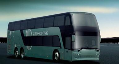 Купить Двухэтажный автобус, Пассажирский автобус, Экскурсионный автобус
