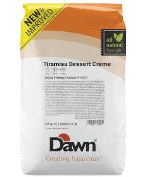 Десерт крем Тирамису