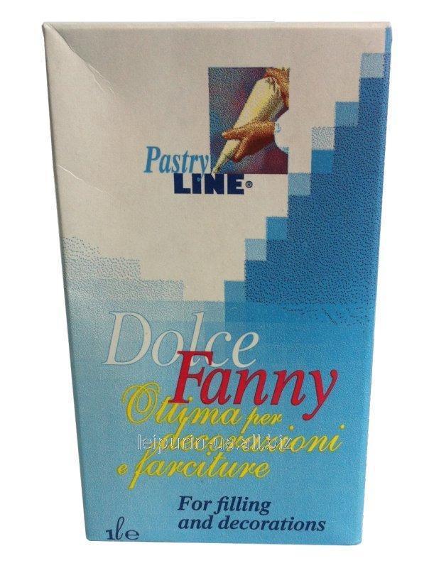 Заменитель натуральных сливок Dolce Fanny White