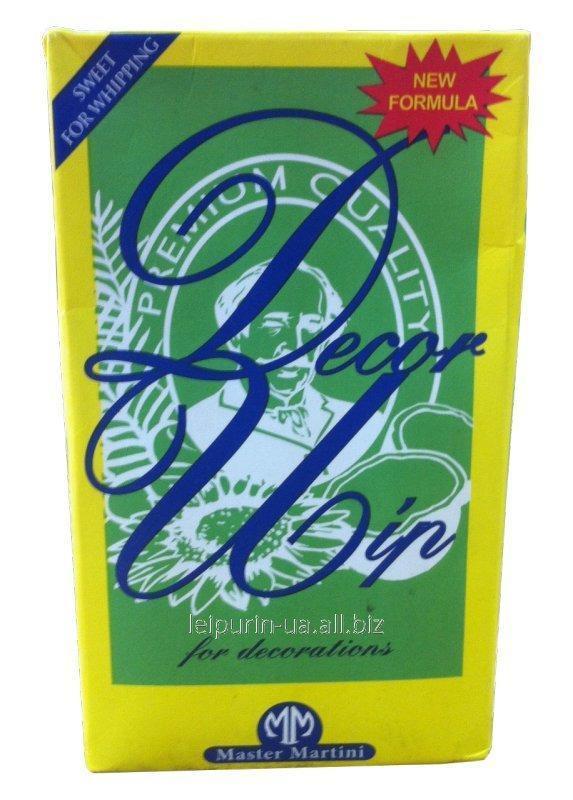 Крем на растительных маслах Decor Uip