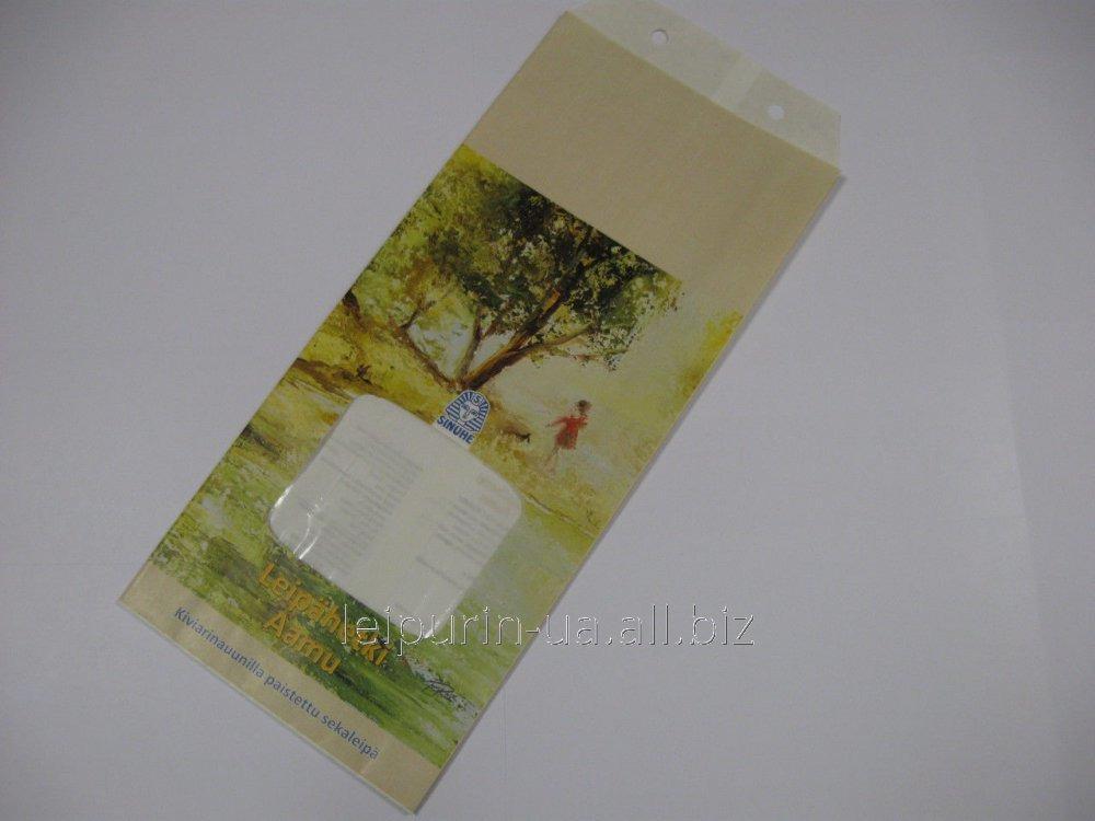 Пакет бумажный 1
