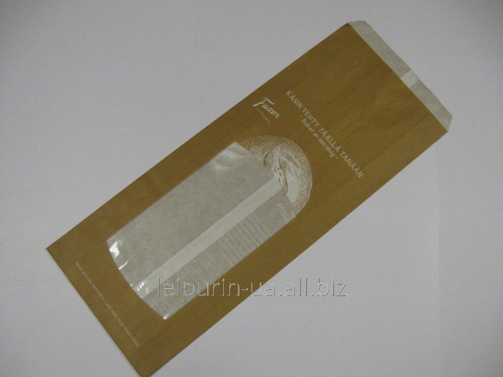 Пакет бумажный 19