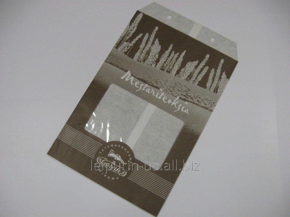 Пакет бумажный 33