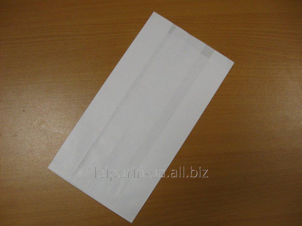 Пакет однотонный бумажный 8