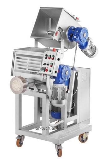 Купить Автоматический макаронный пресс 100 кг/час, модель P-100