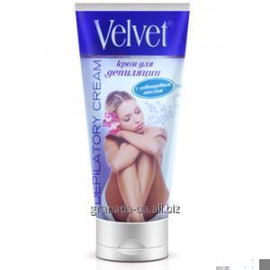 Крем для удаления волос Hair Remover Velvet Хаир Ремувер велвет