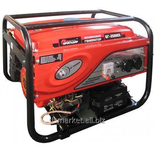 Купить Бензиновый генератор Бригадир Standart Бг-2000ES