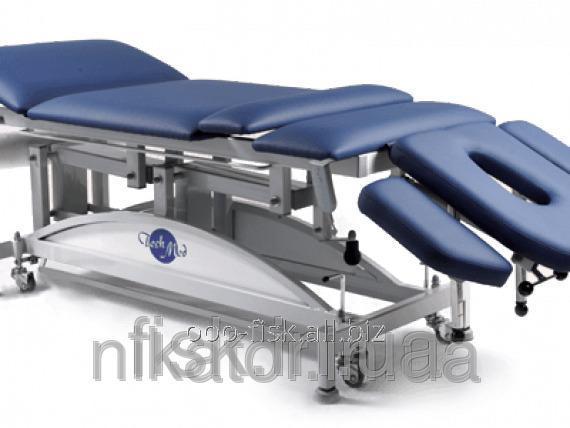 Стол массажный с гидравлическим регулированием высоты SM-H