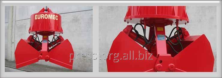 Гидравлический грейфер для сыпучих ЕВ