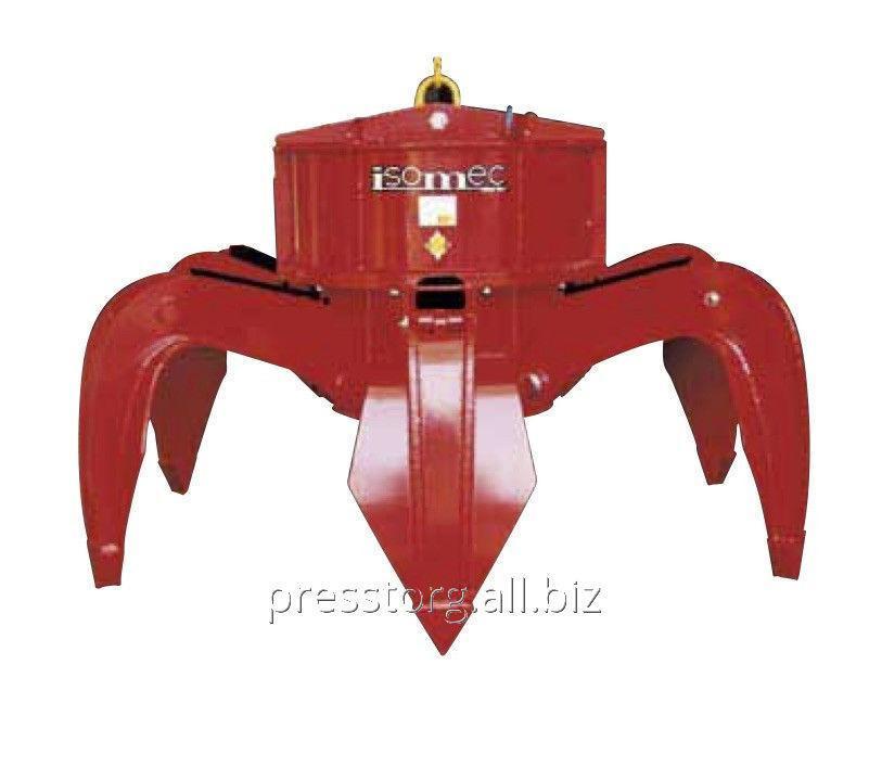 Грейфер для металлолома К.8000