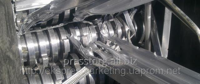 Дробилка IMABE,  для измельчения металлической стружки