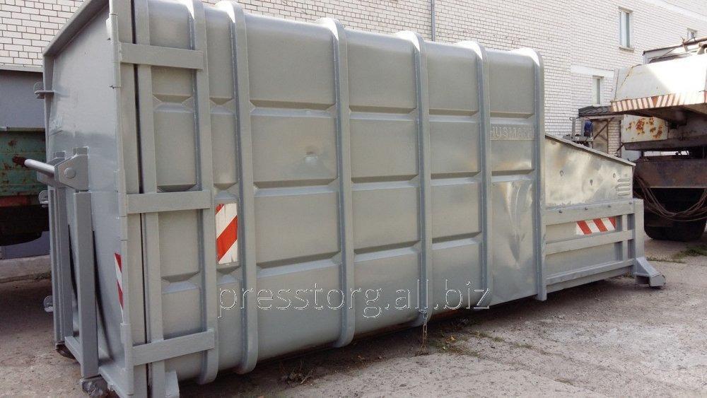 Компактор для ТБО Husmann 18