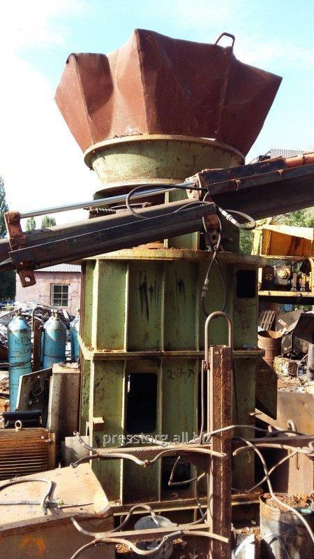 Дробилку для измельчения стружки Miag-Buhler, бу