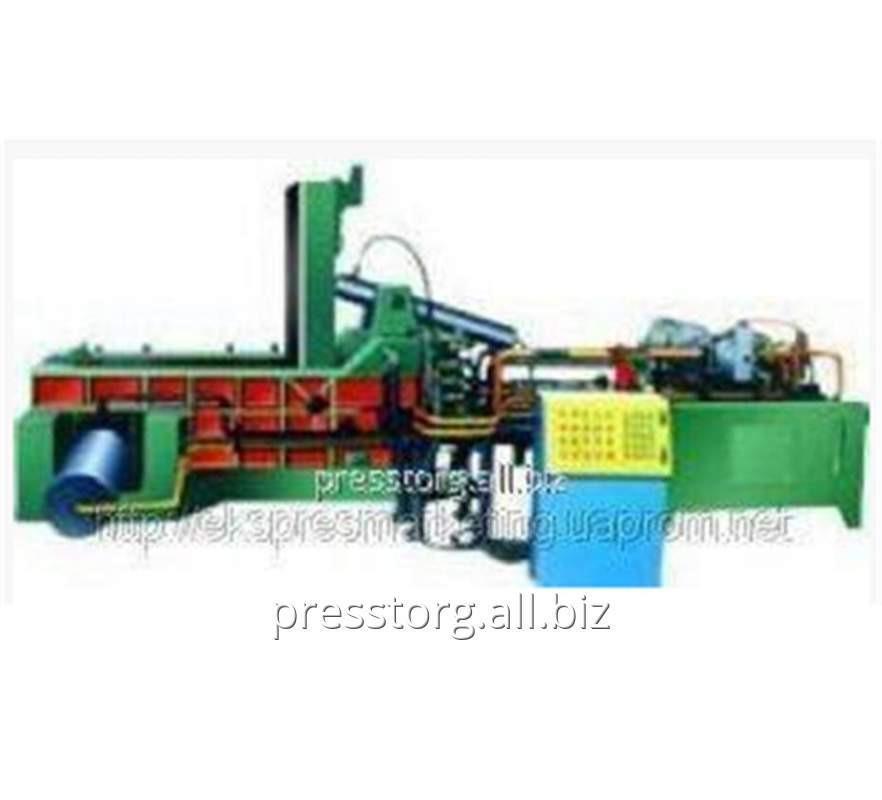 Пресс пакетировочный ENERPAT SMB-T160, мощность 22 кВт