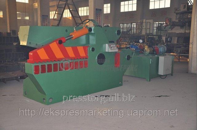 Ножницы гидравлические аллигаторные Jiangsu Huahong Technology Stock Q43-5000 для металлолома