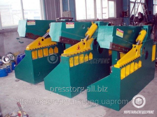 Ножницы по металлу аллигаторные Jiangsu Huahong Technology Stock Q43-1600