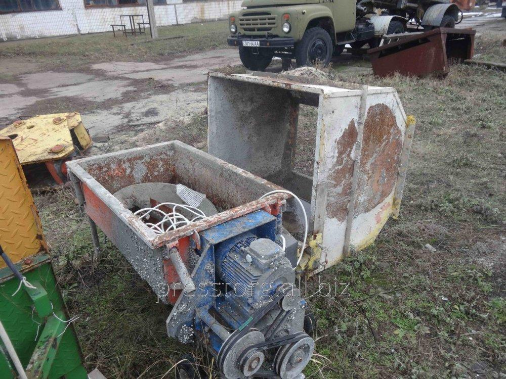 Оборудование для производства пенобетона Presslom ПБУ-420