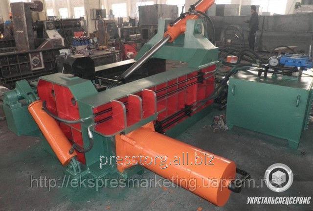Пресс гидравлический для металлолома Y81F-125B