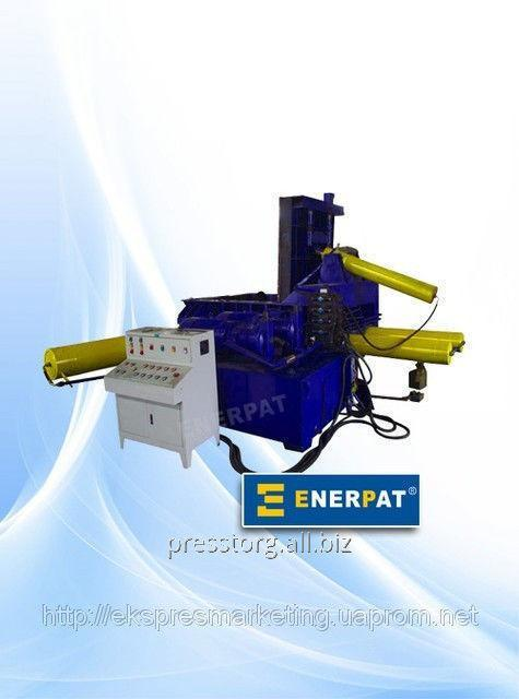 Купить Пресс гидравлический для пакетирования металлолома ENERPAT SMB-T250А