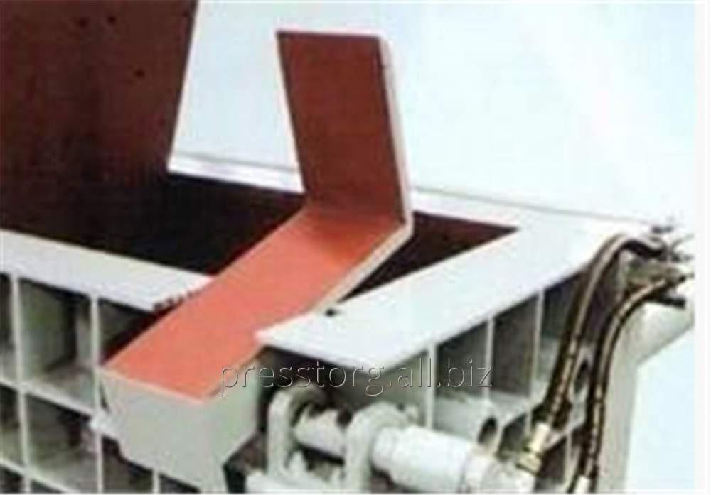 Пресс гидравлический пакетировочный ENERPAT SMB-F100