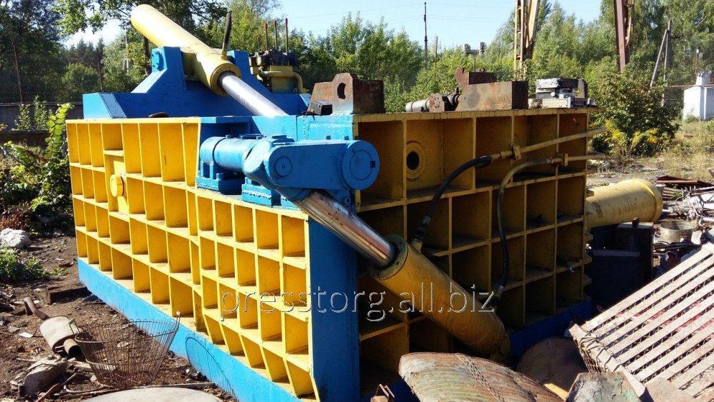 Пресс пакетировочный для металлолома Y83UA-250B-UA