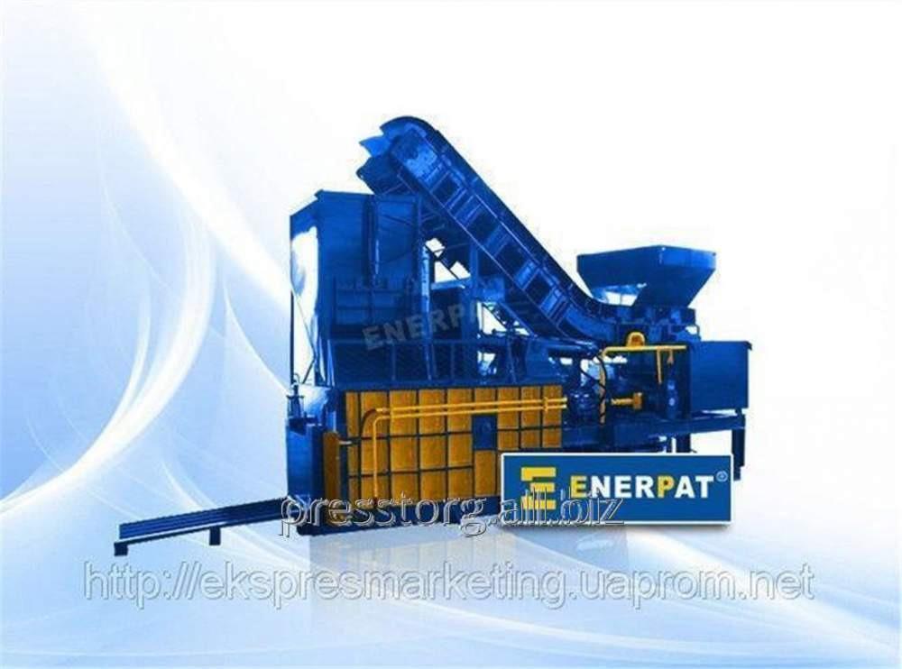 Пресс пакетировщик ENERPAT SMB-Q135 Hercules, 1400 x 600 x 600 мм
