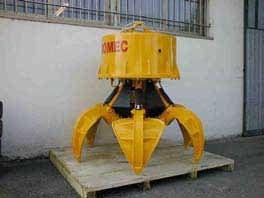 Купить Электрогидравлический грейфер I7000 - I7100