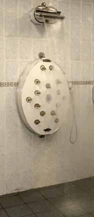 Buy Shower cascade CS-1 EDVANS model