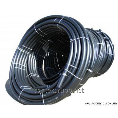 Труба STR PND d 50-2.9 мм(6 атм.черная)