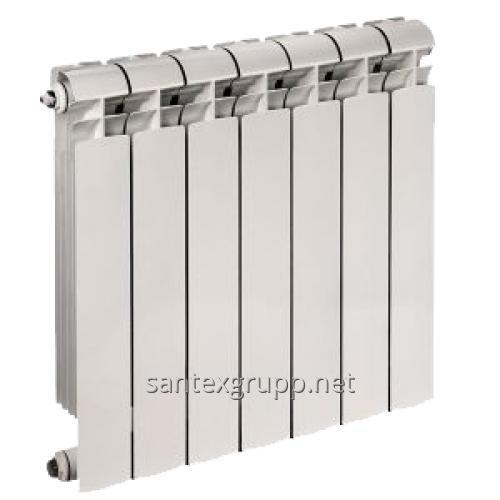 Радиатор биметалл Heat Line M-500ES/80 (Биметалл) (10 секций)