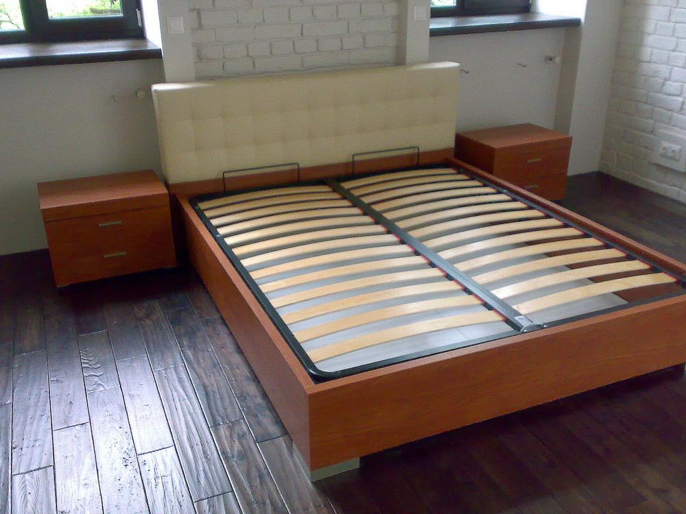 Кровать на ортопедическом каркасе своими руками