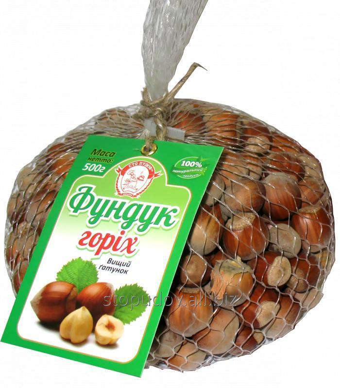 Купить Фундук орех, 500 г