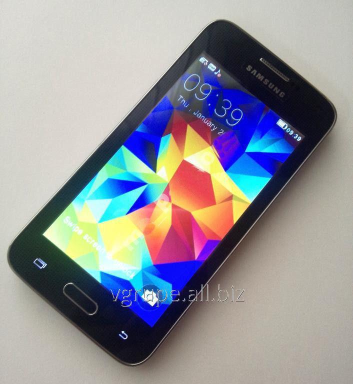 """Купить Копия Samsung S5 / 2 сим / WI-FI / экран 5"""""""