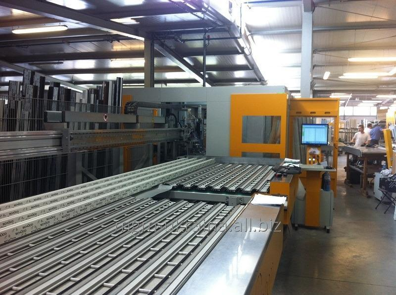 Buy Pilno the processing center on 240 windows in change + the center of processing of PVC and Federchen steel