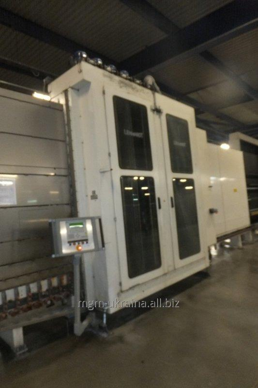 Buy The Steklopaketny Lenhardt 2300X3800 line about gas a press and the robot of sealing.