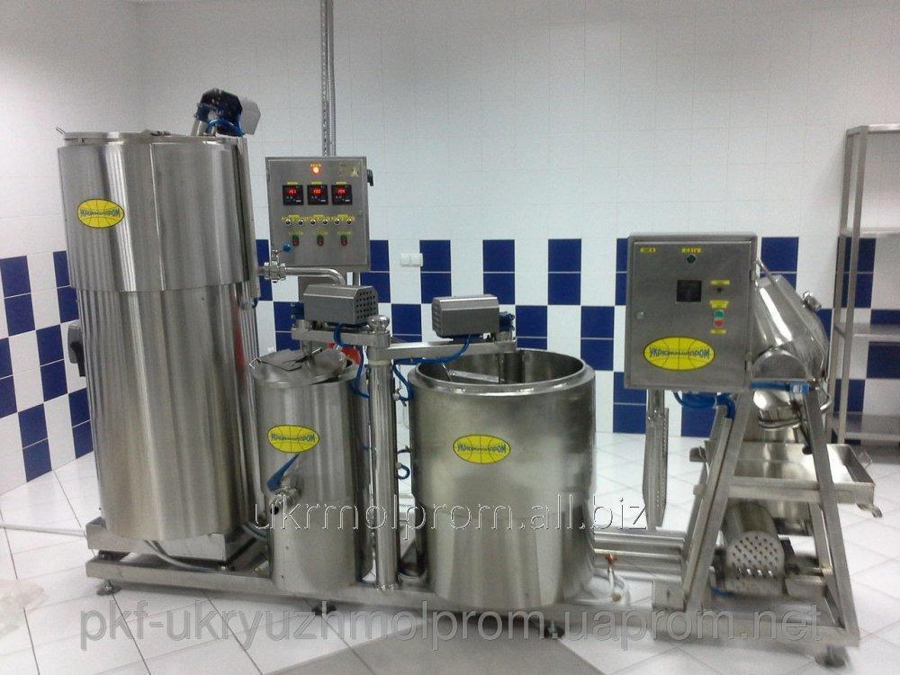 Купить Линия переработки молока марки СВВ-10