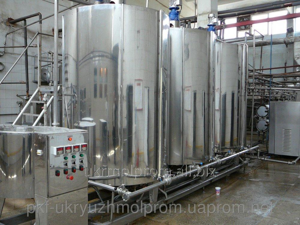Купить Емкостное оборудование из н/ж стали