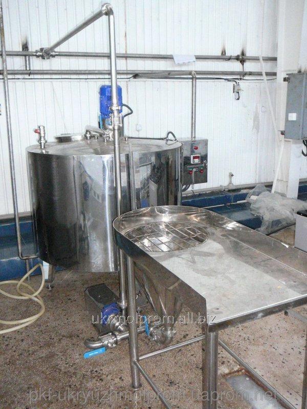 Купить Установка восстановления сухого молока