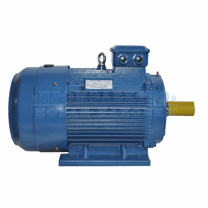 Купить Электродвигатель АИР180М2 - 30кВт 3000 об/мин Лапа