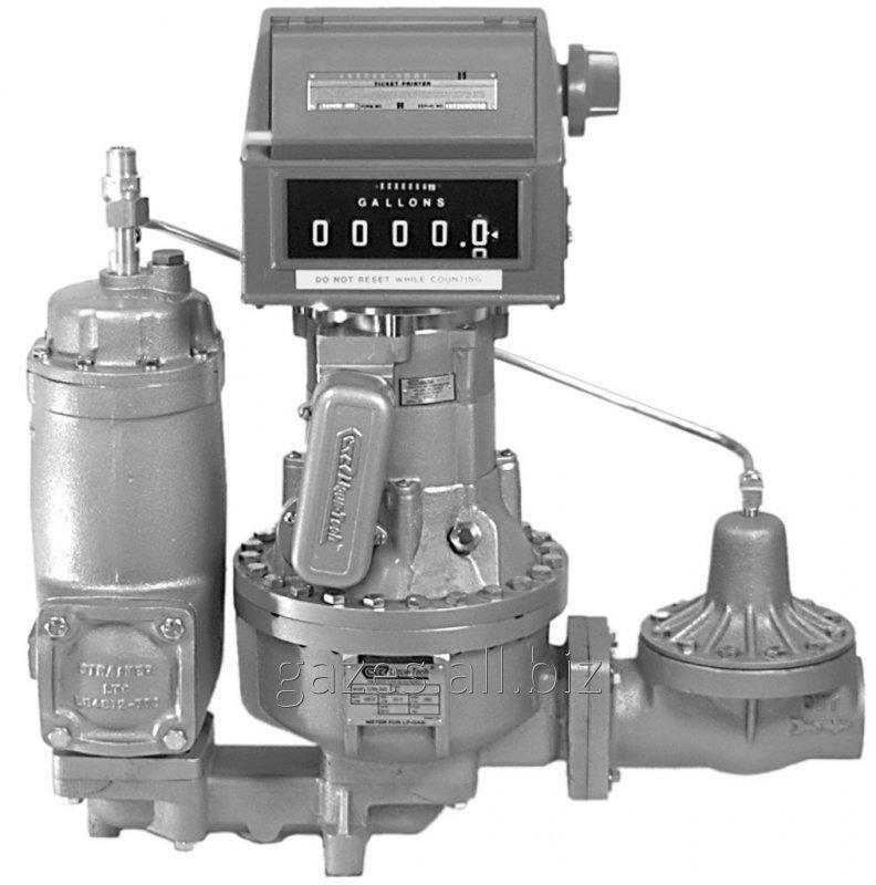 """Расходомер СУГ LPM-200 Liqua-Tech  2"""" 380 л/мин  счетчик для сжиженного газа, СУГ, LPG, газовых цистерн, полуприцепов-газовозов, автоцистерн, залива АГЗС"""