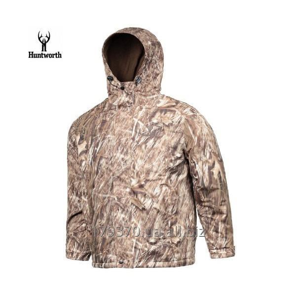 Куртка для охоты демисезонная Huntworth Fleece-Lined Microfiber Jacket
