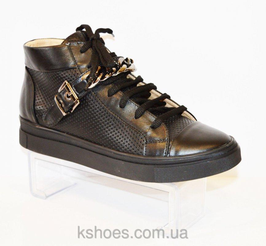 Купить Ботинки женские на шнурке Favi 0030