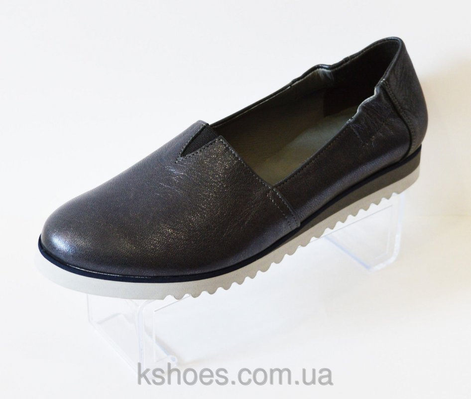Купить Синие женские мокасины Lan-Kars 351 356974058