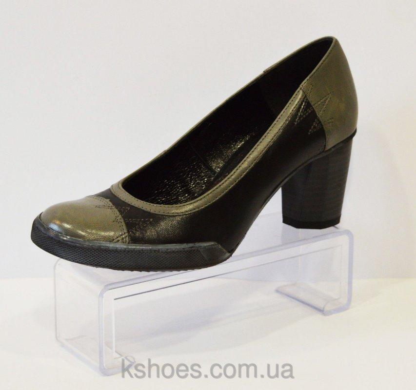 Купить Туфли женские метталик Ann-mex