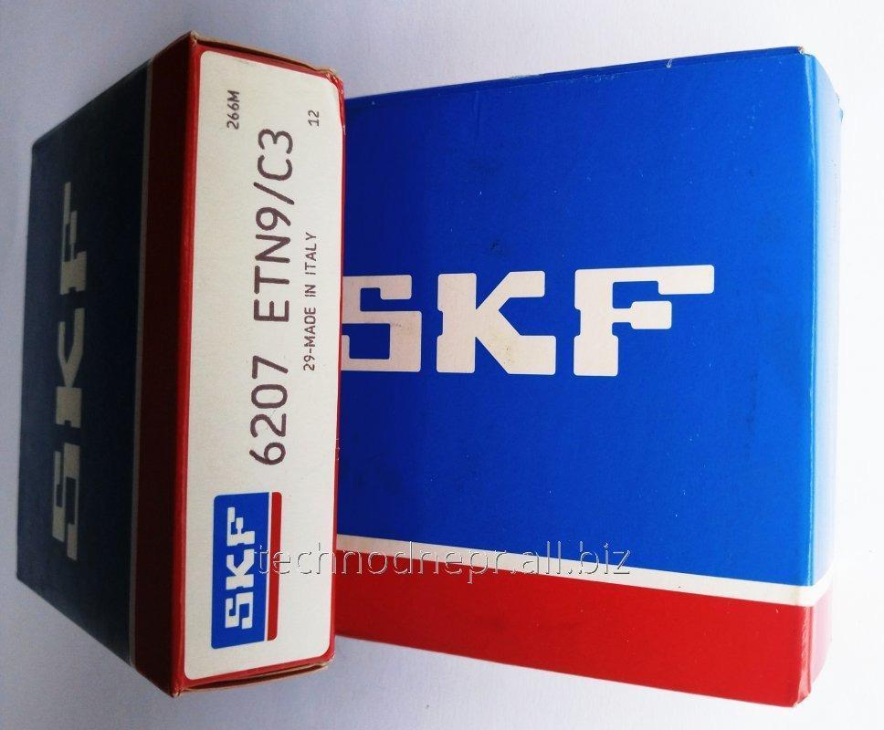 Подшипник SKF 6207 ETN9\C3 (76-207) код товара 1478