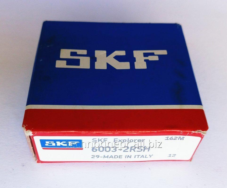 Купить Подшипник SKF 6003 2RS (180103)/SKF 6003 ZZ (80103) код товара 1493