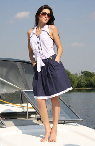 Buy Clothes of the yachtsman for women